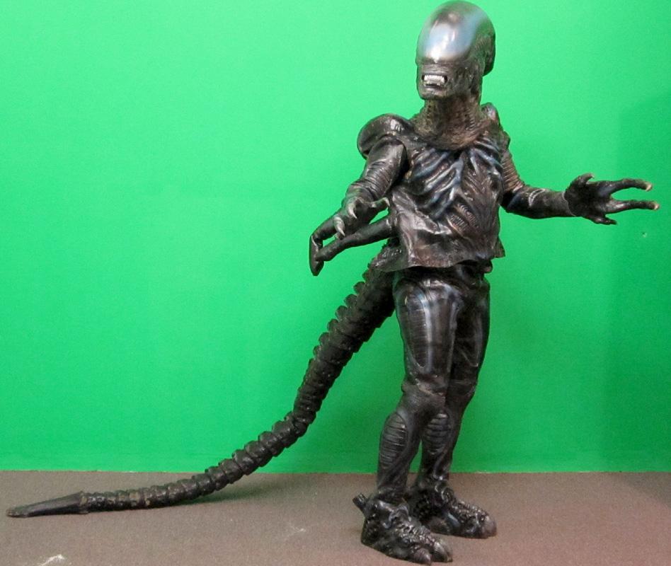 movie alien costume